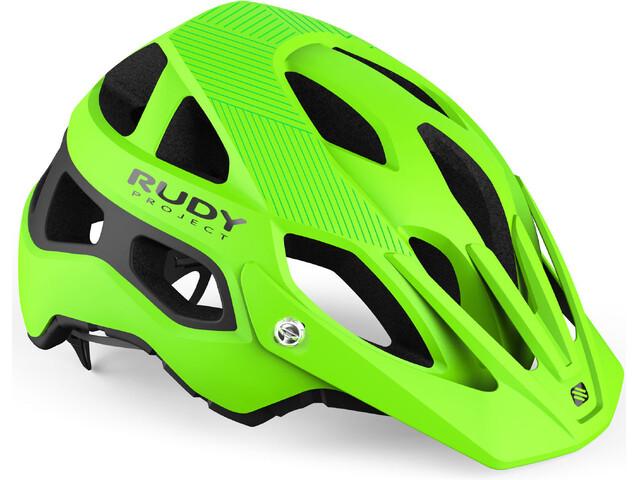 Rudy Project Protera - Casque de vélo - vert/noir